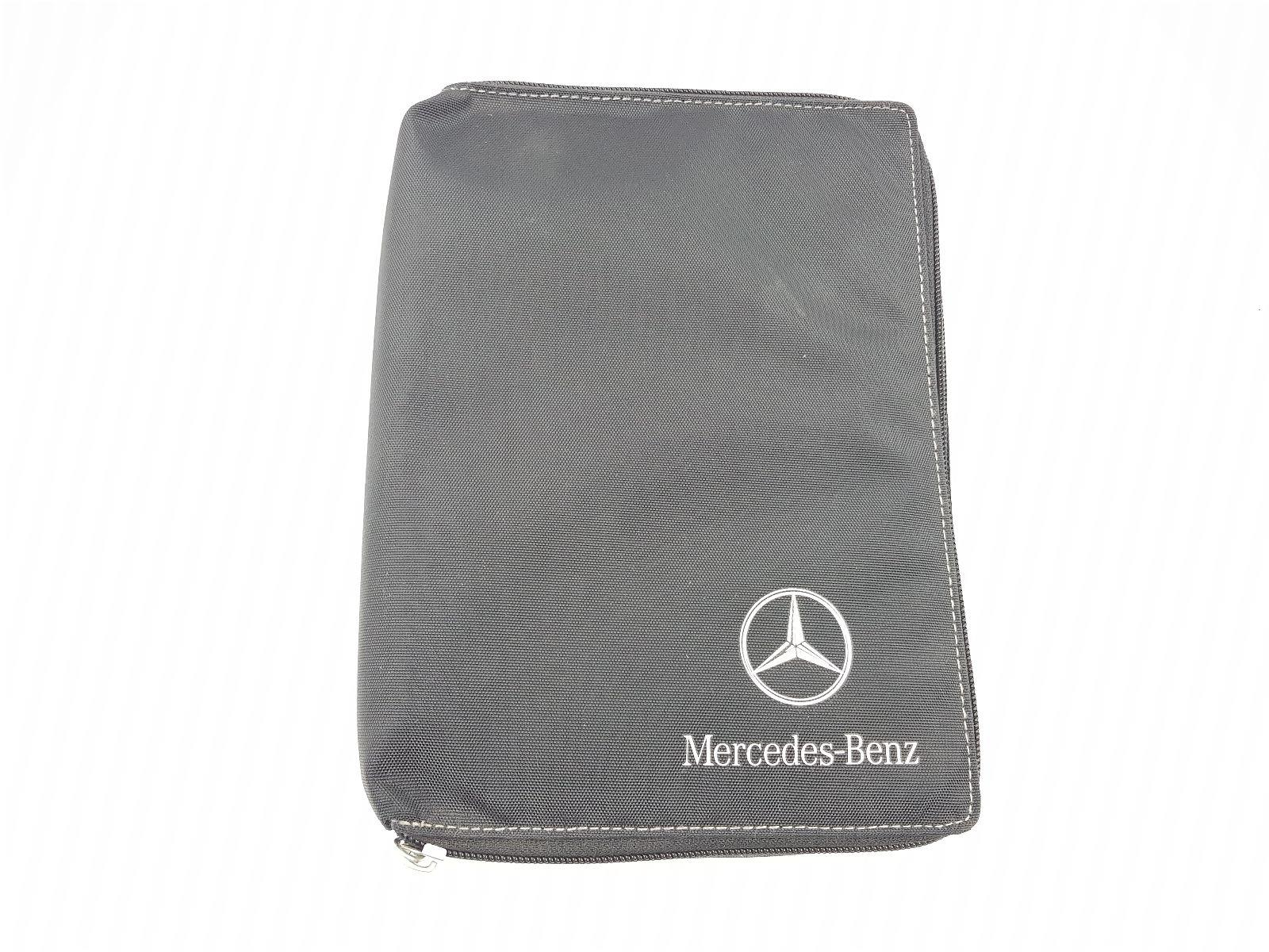 2003-2008 C203 Mercedes C Class OWNERS MANUAL + WALLET