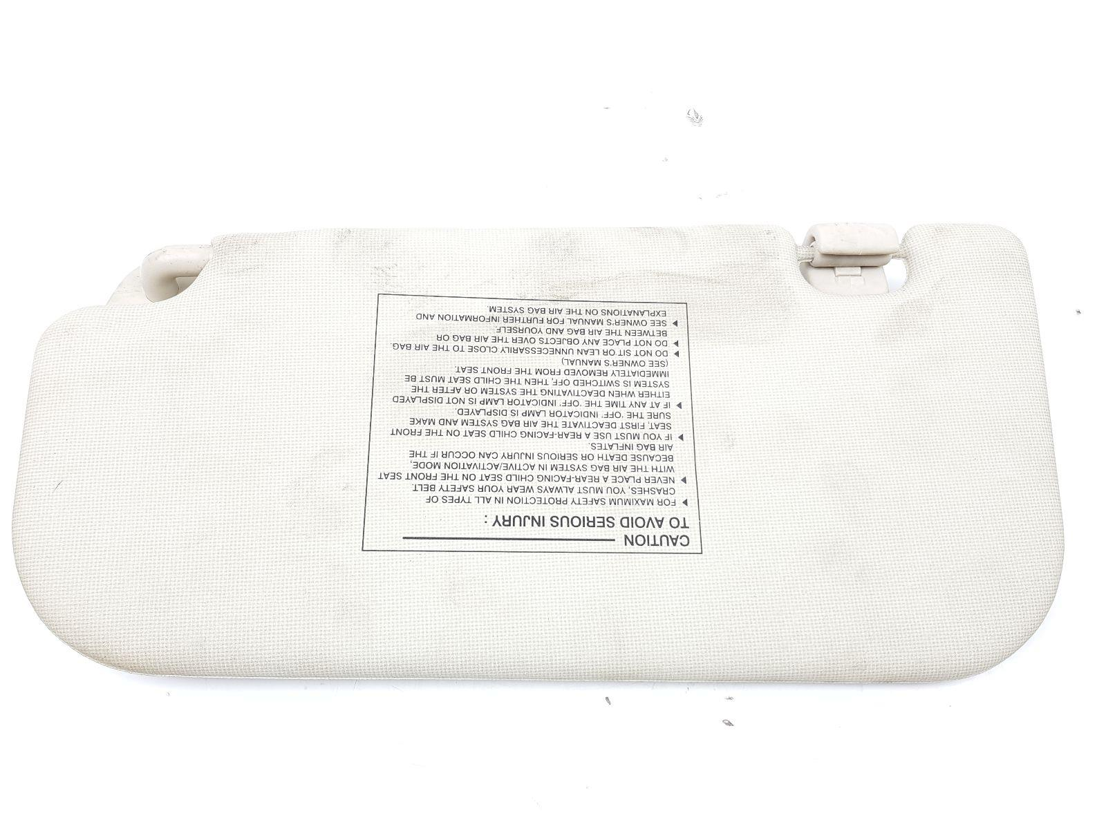 Hyundai i10 2008 To 2010 Sun Visor RH (Petrol   Manual) for sale ... ceec8682310