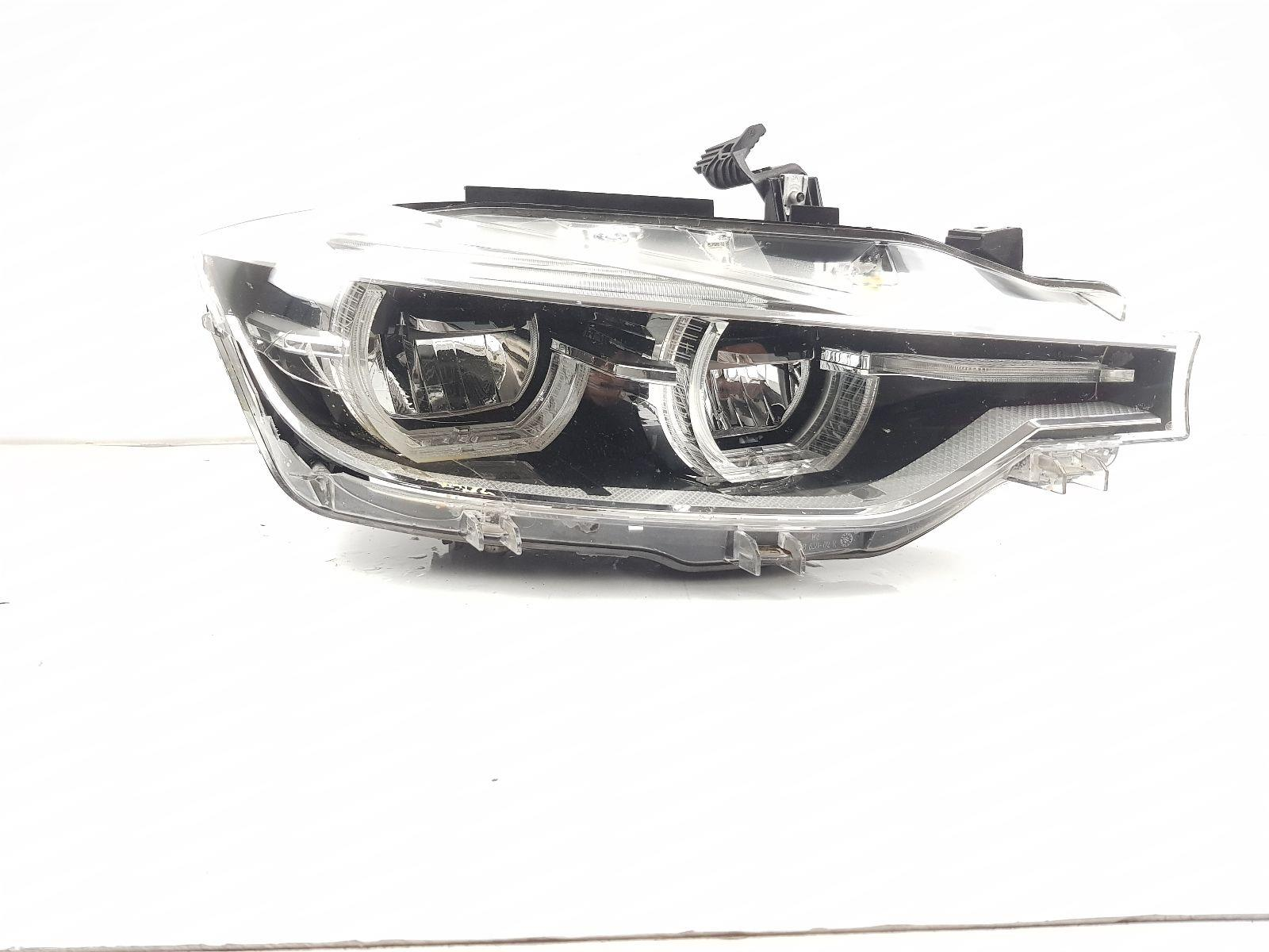 BMW 3 Series 2015 On Headlamp RH (Diesel / Automatic) for sale from