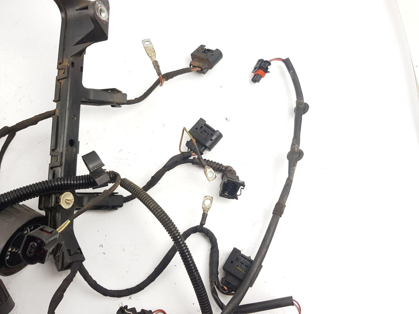Porsche 911 2004 To 2010 Wiring Harness Engine Petrol Sequential