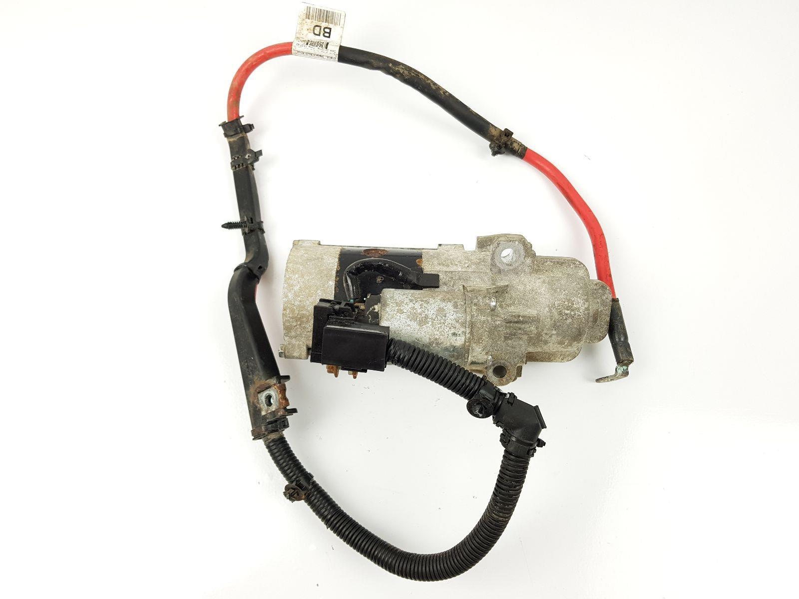 Ford Ranger 2012 To 2015 Starter Motor Diesel Manual For Sale Wiring Selonid Mk3 22 Qj2r Ab3911000aa