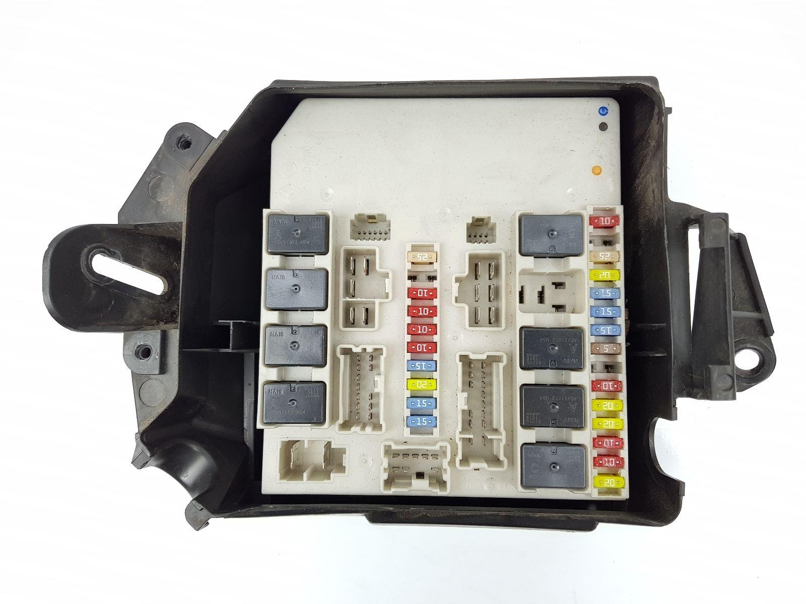 Fuse Box Renault Clio 2006 Electrical Wiring Diagrams For Explained Rally