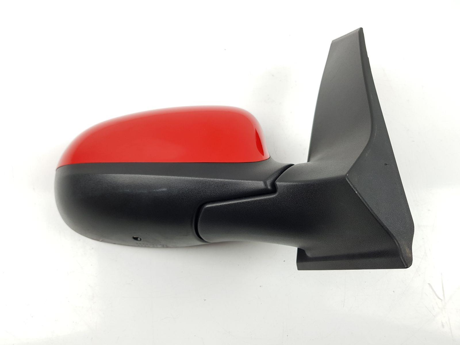 Mk Ford Ka Door Wing Mirror Rh Driver Side Flame Red