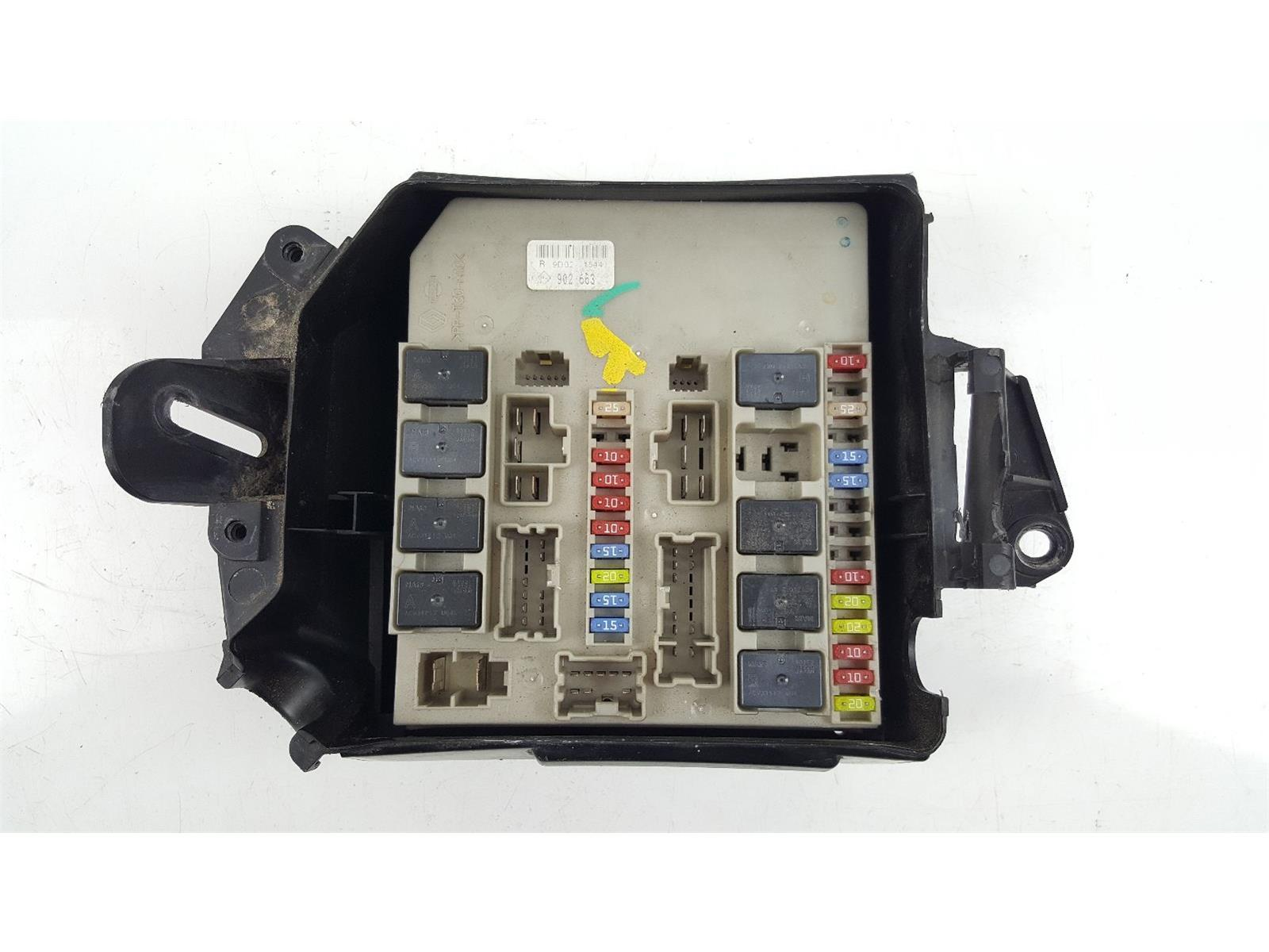 Renault Clio 99 Fuse Box Wiring Library On 2003 2009 2012 Mk3 902663 20 Petrol Renaultsport
