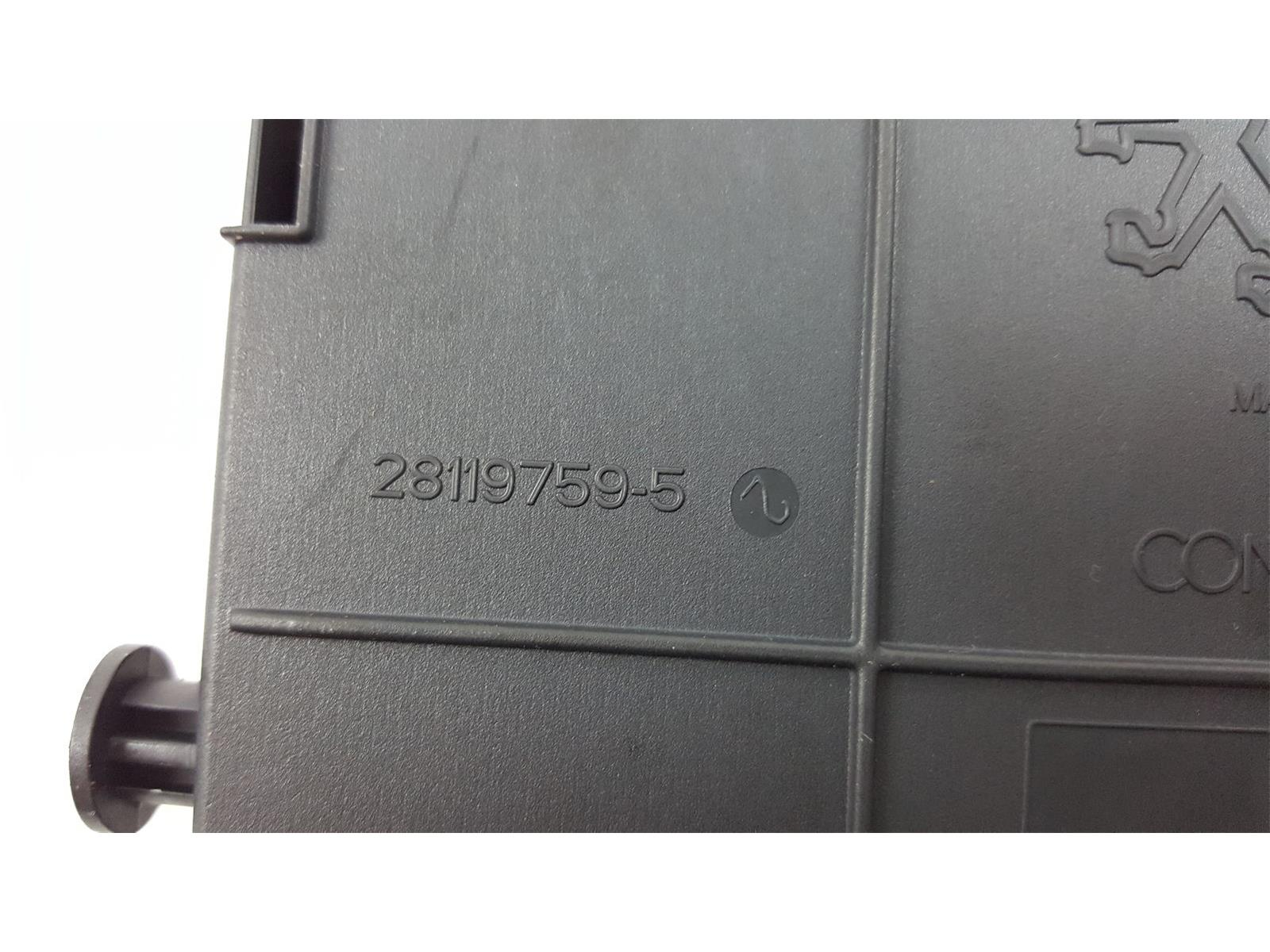 Peugeot Partner 2015 On Fuse Box Diesel Manual For Sale From Scb 207 Mk2 28119759 5 16