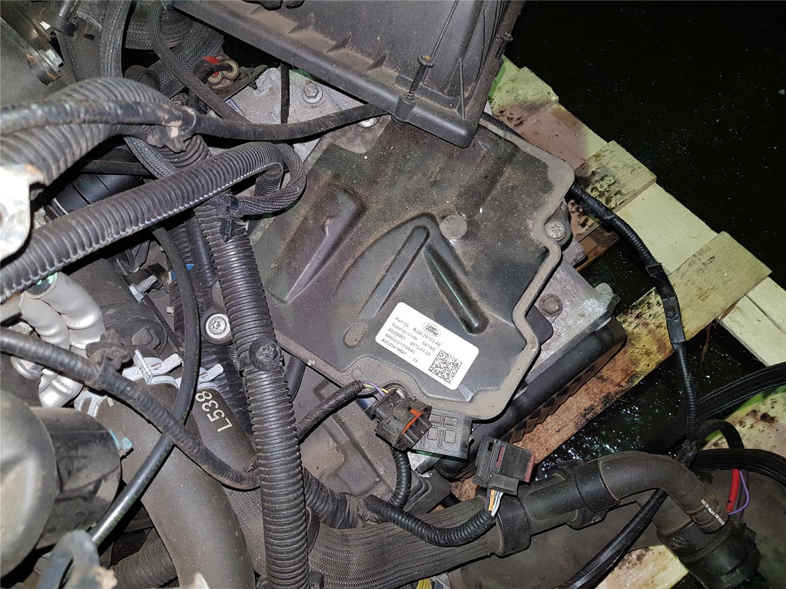 Land Rover Range Evoque 2011 To 2015 Engine Diesel Macau Electrical Wiring Code 2013 Mk1 Lv 22 Sd4 Dw12 Te5