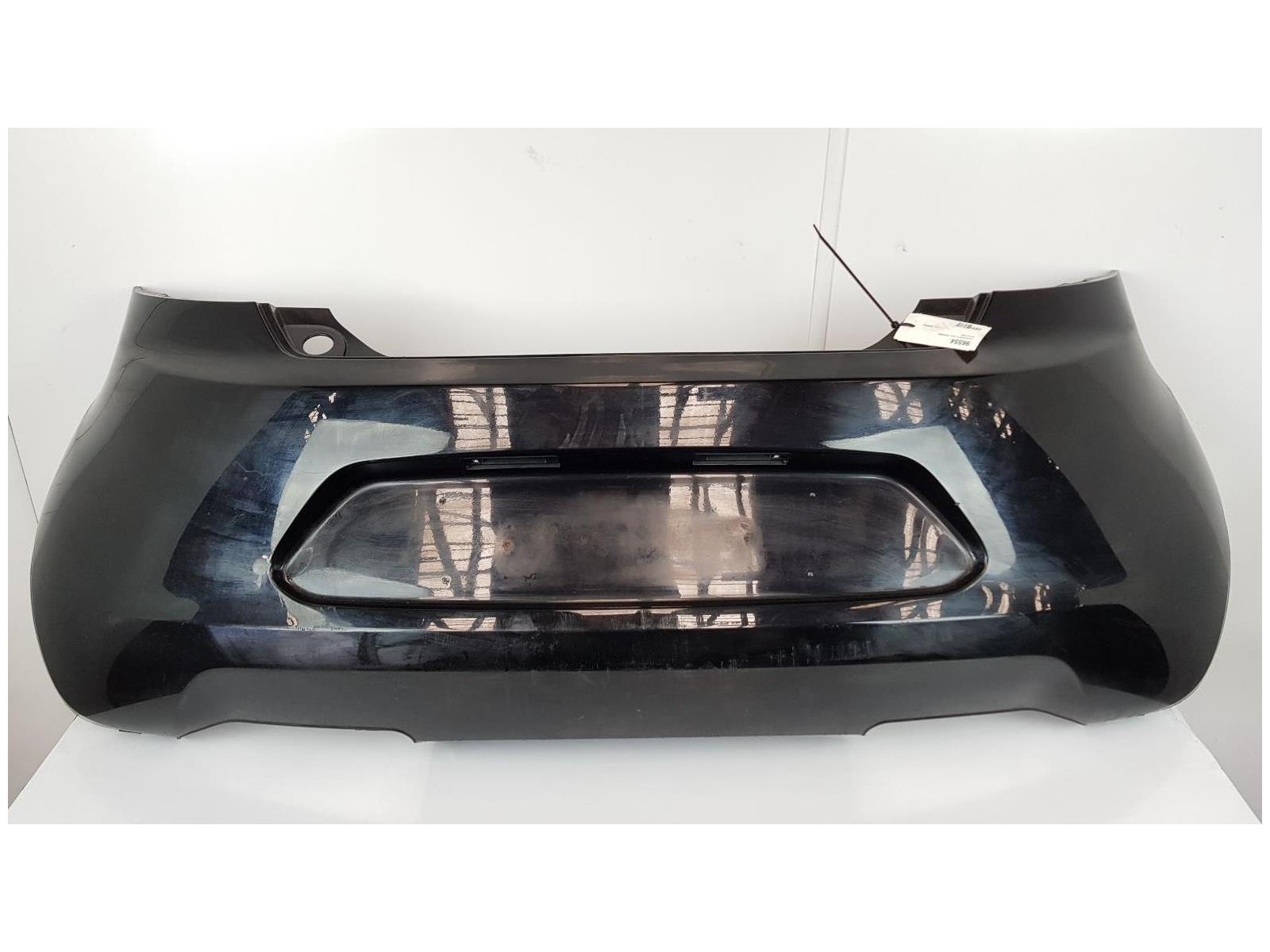 Mk Ford Ka Rear Bumper Black  Door Hatchback