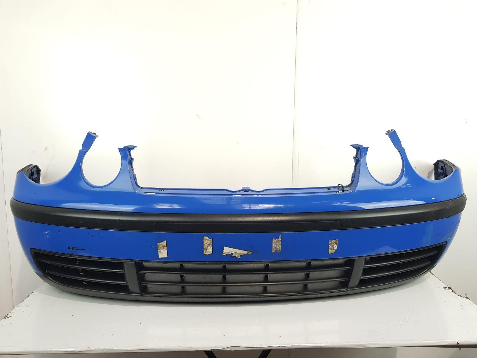 Volkswagen Polo 2002 To 2005 Bumper Front Petrol Manual