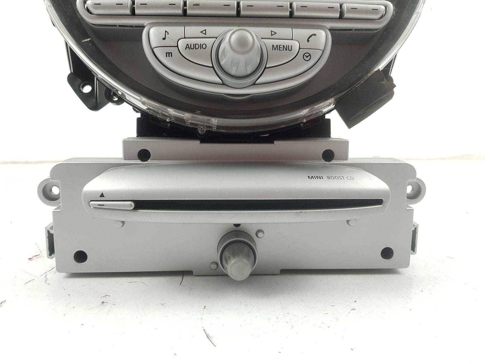 ... 2007-2014 R56 Mini Cooper RADIO CD PLAYER + Speedometer 6512345363401  ...