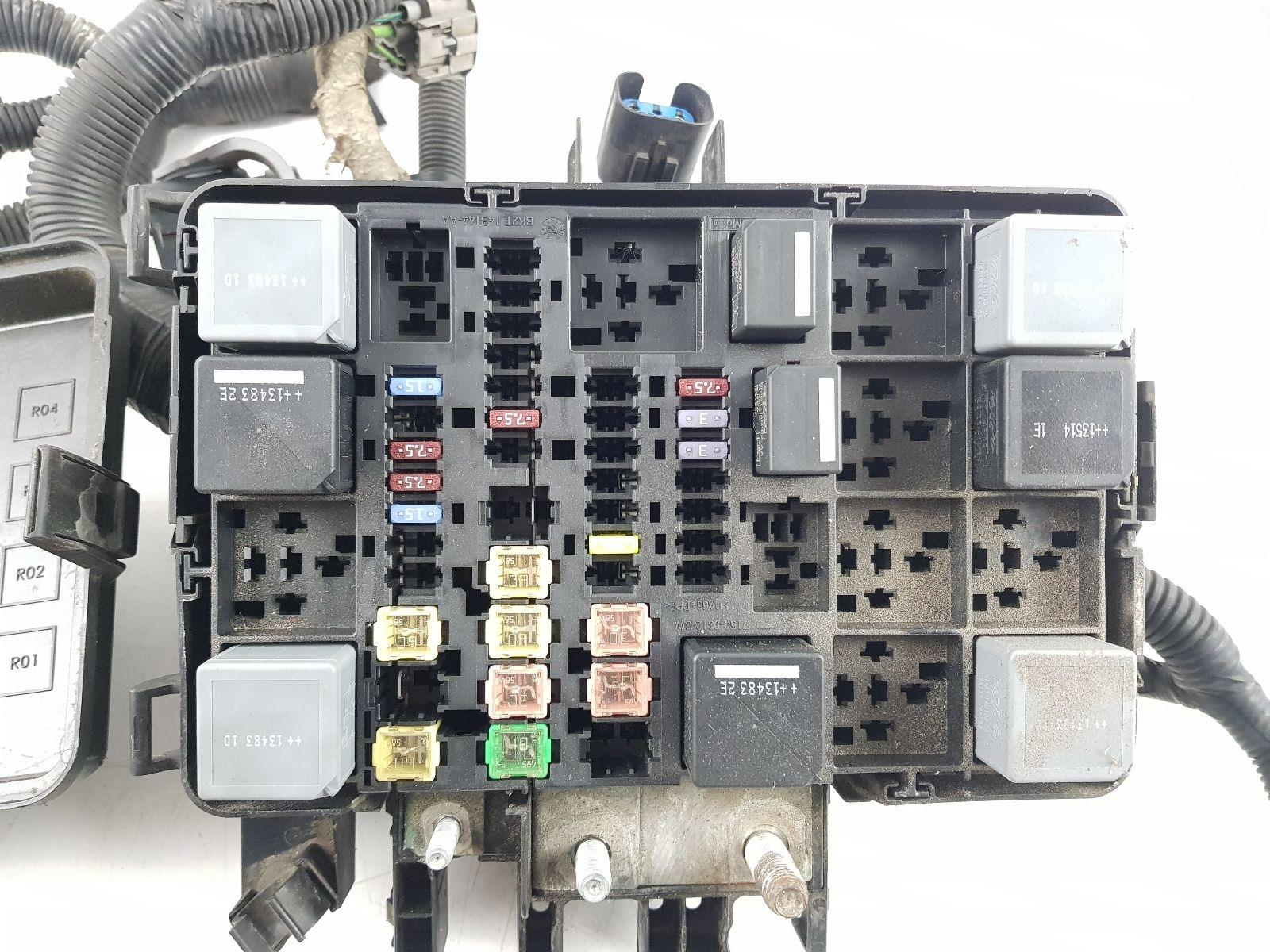 Ford Transit Custom 2012 On Fuse Box (diesel Manual) For Sale From Dodge  Challenger Fuse Box Ford Transit Fuse Box For Sale