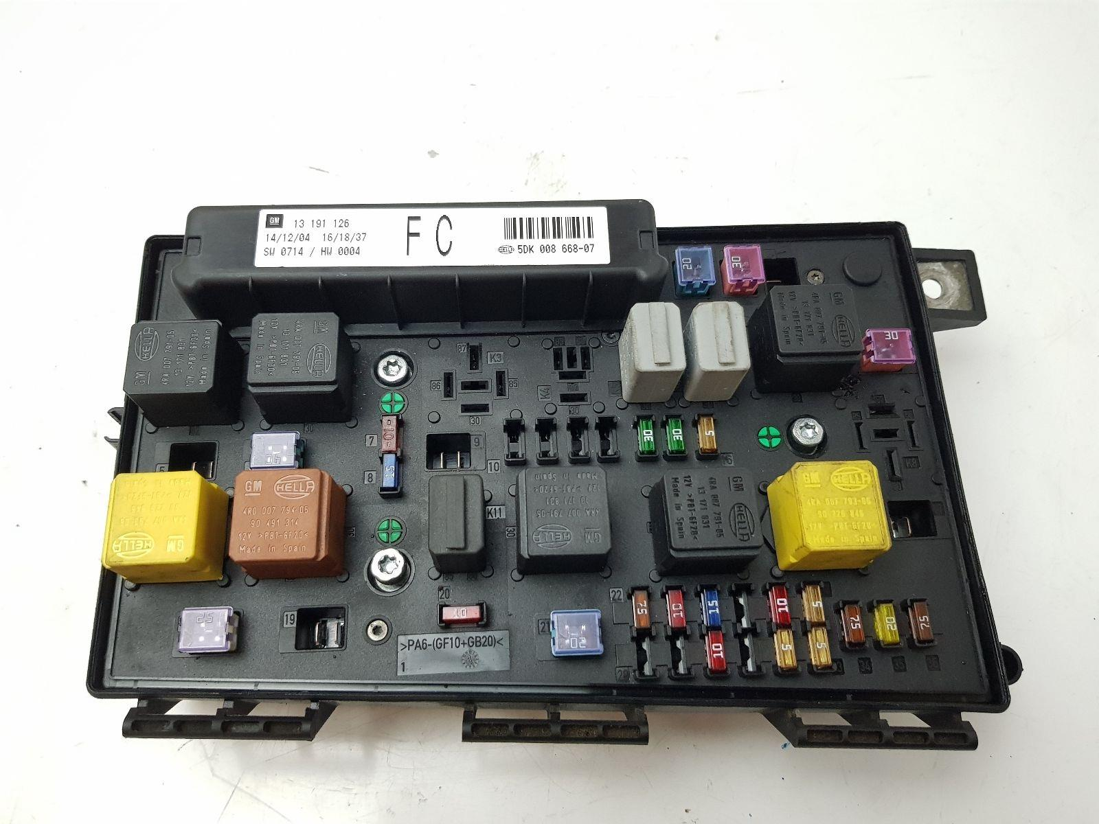 vauxhall astra fuse box 2004 volkswagen transporter 2003 to 2010 fuse box  diesel manual  for  fuse box