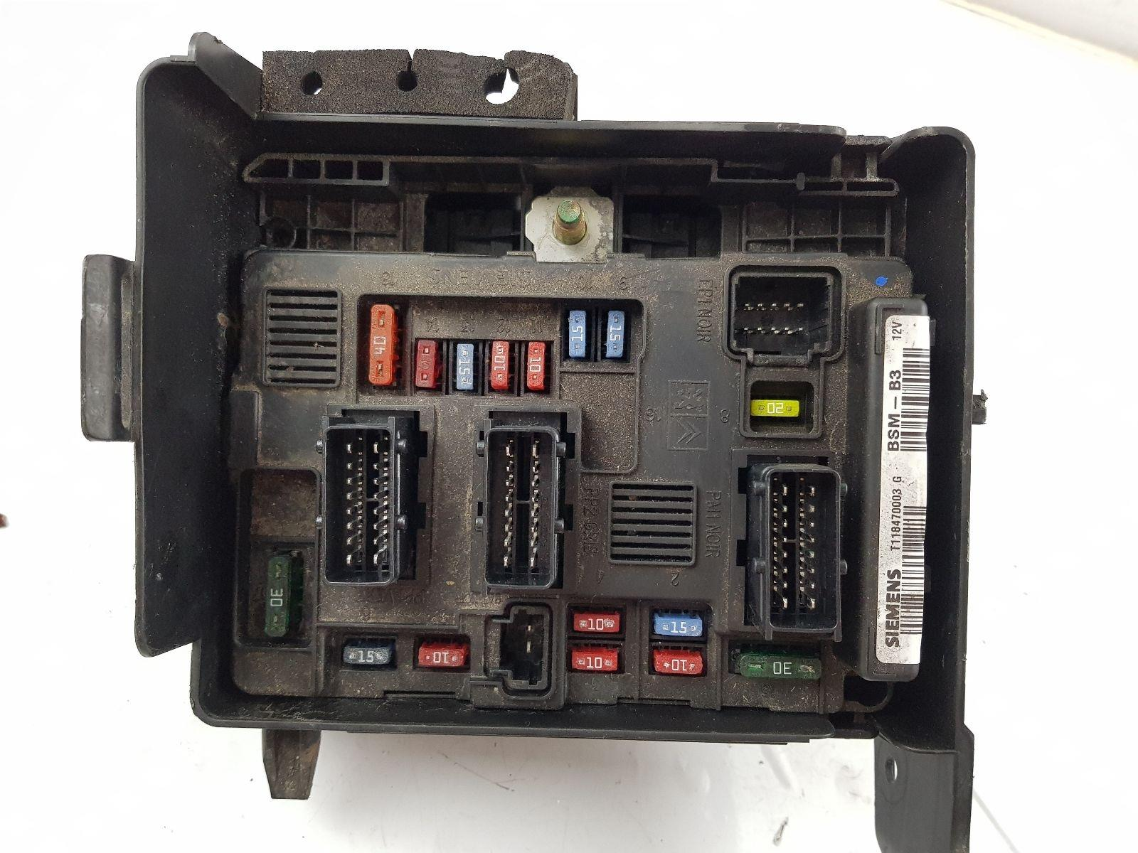 citroen c2 2003 to 2008 fuse box (petrol manual) for sale from scb Audi A4