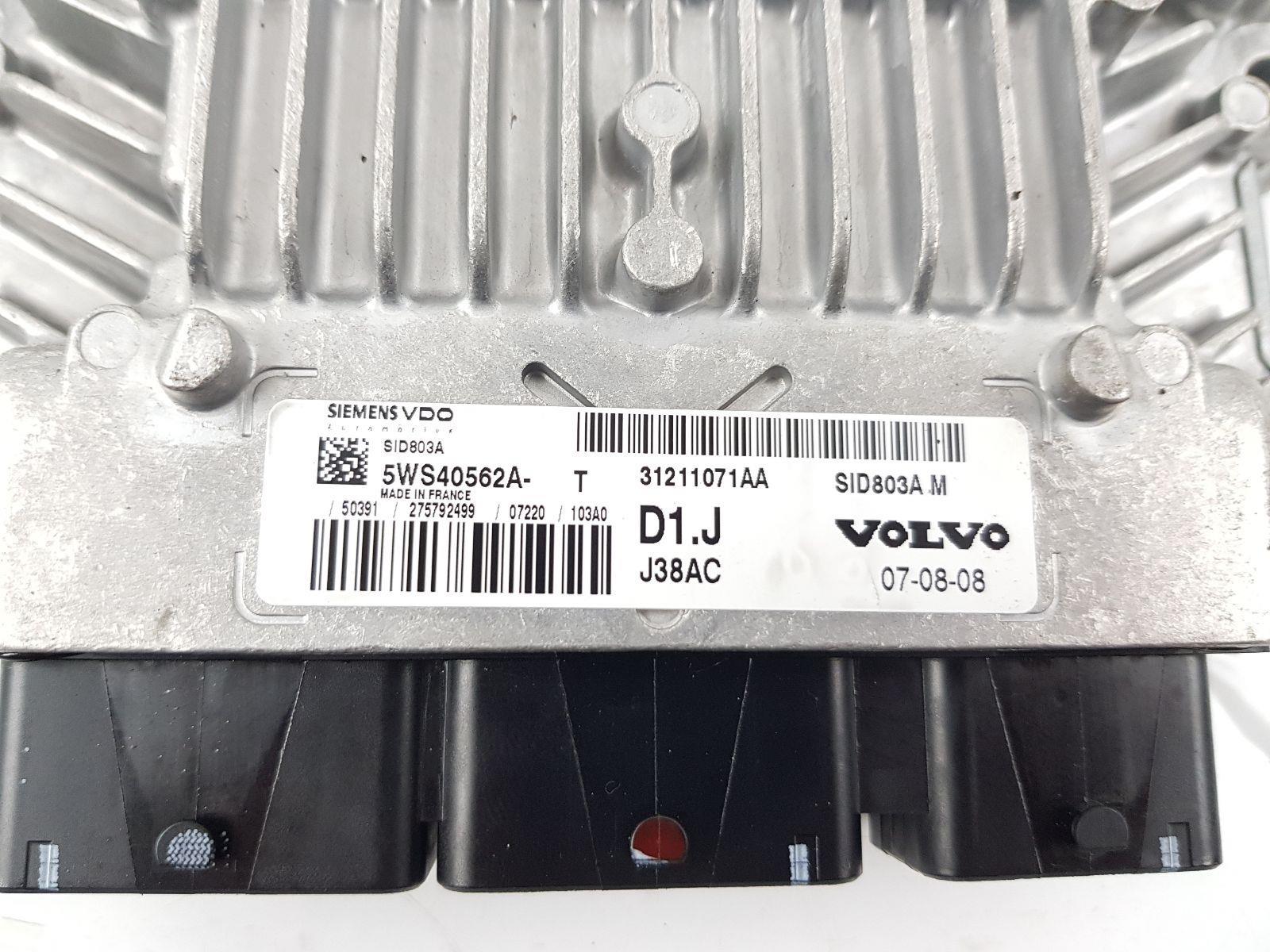 volvo s40 2004 engine