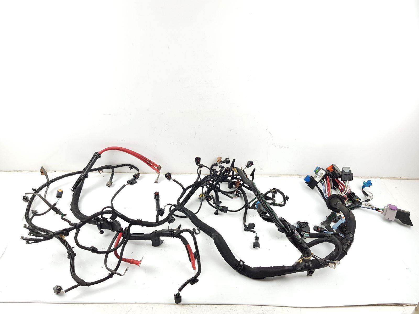 2014 on mk2 vauxhall vivaro engine wiring harness 1 6 diesel