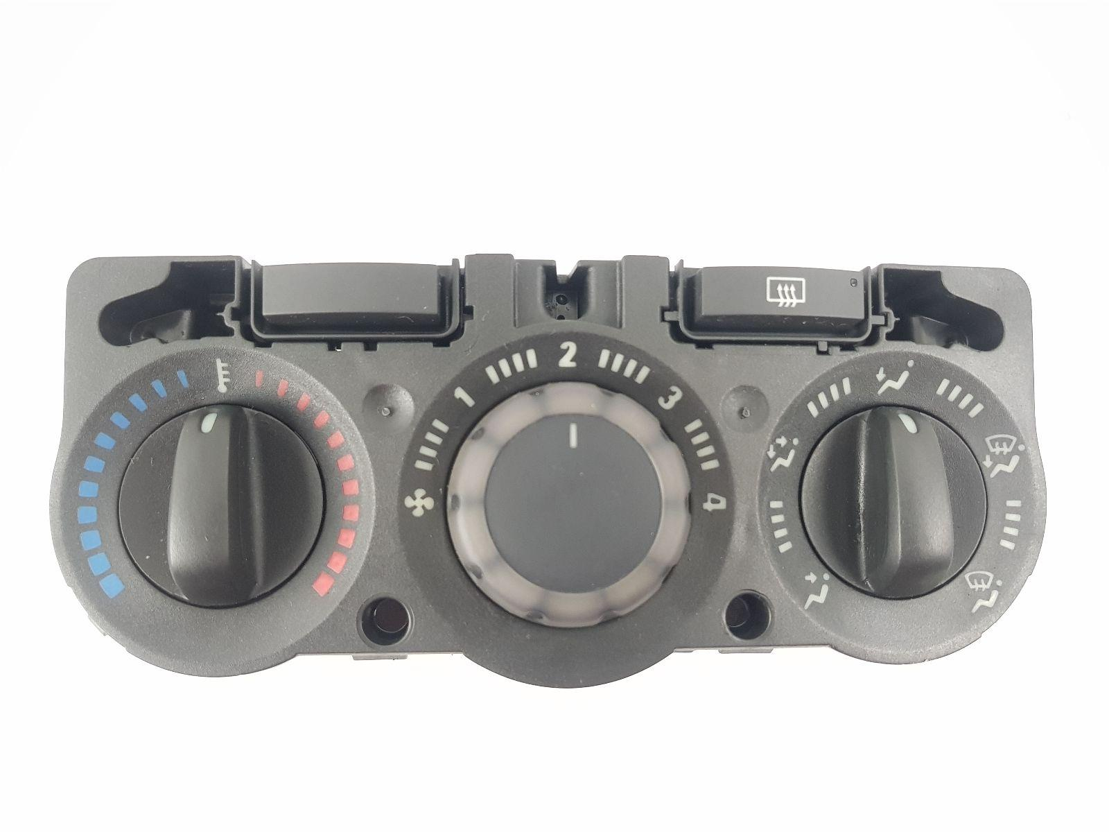 Vauxhall Corsa 2011 To 2014 Heater Control Assembly (Petrol / Manual