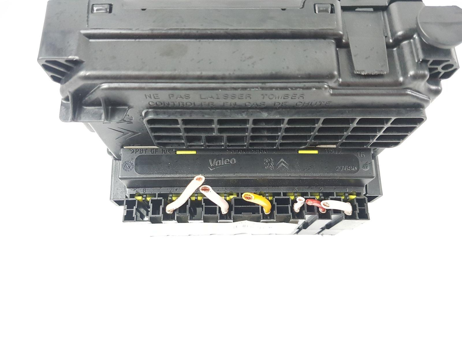 peugeot 207 fuse box for sale wiring diagrams Peugeot 207 2010 peugeot 207 2009 on fuse box (diesel manual) for sale from scb2009 on mk1