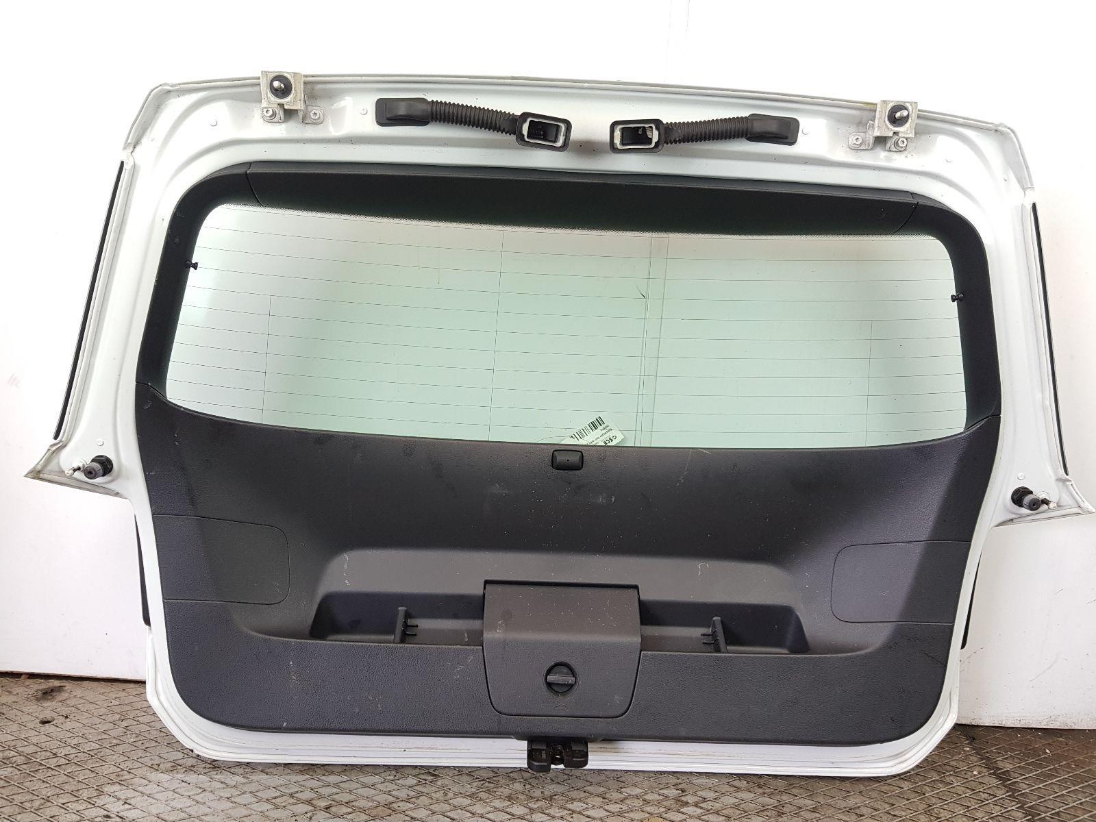 Volkswagen Golf (mk7) 2012 To 2017 Tailgate (Diesel / Manual
