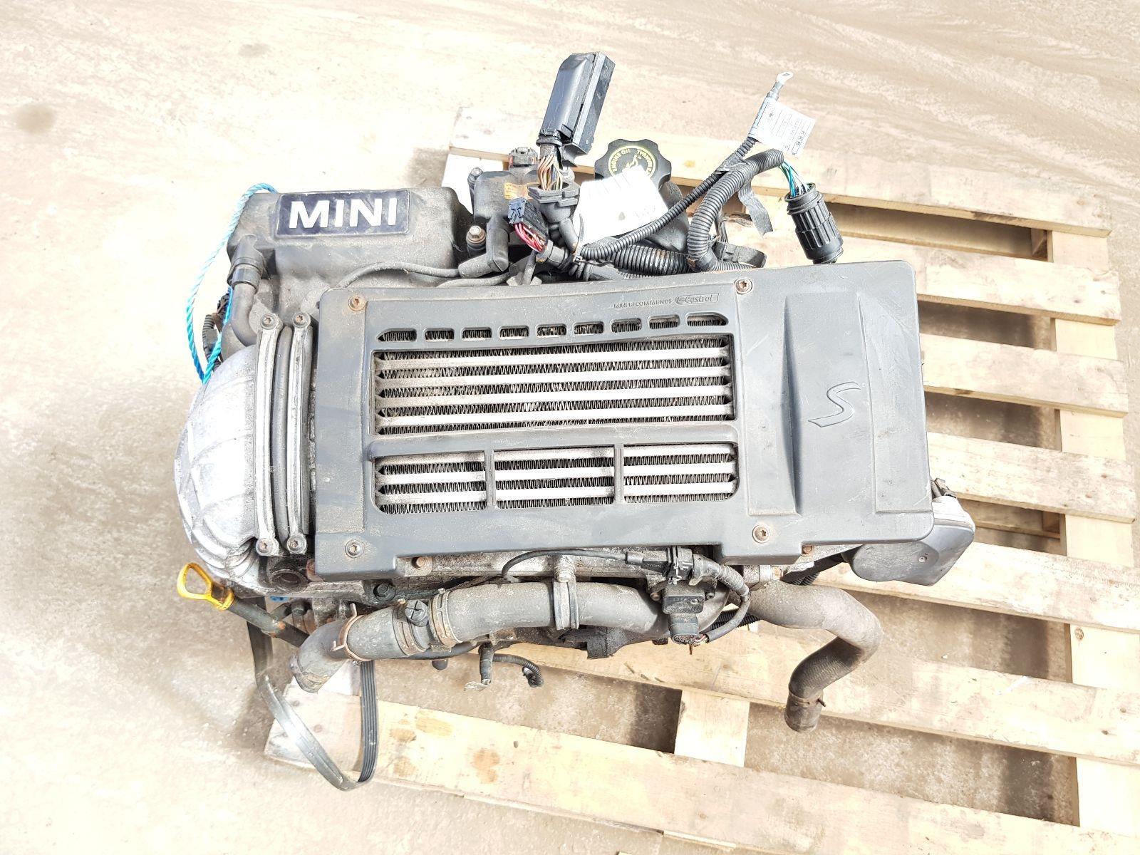 MINI Mini 2001 To 2008 Engine (Petrol / Manual) for sale