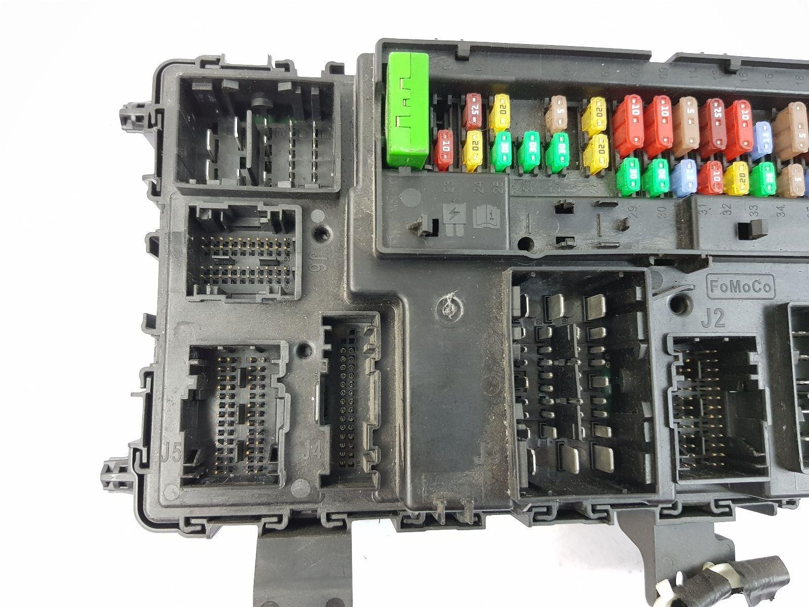 Ford Transit Custom 2012 On ECU Body (Diesel / Manual) for