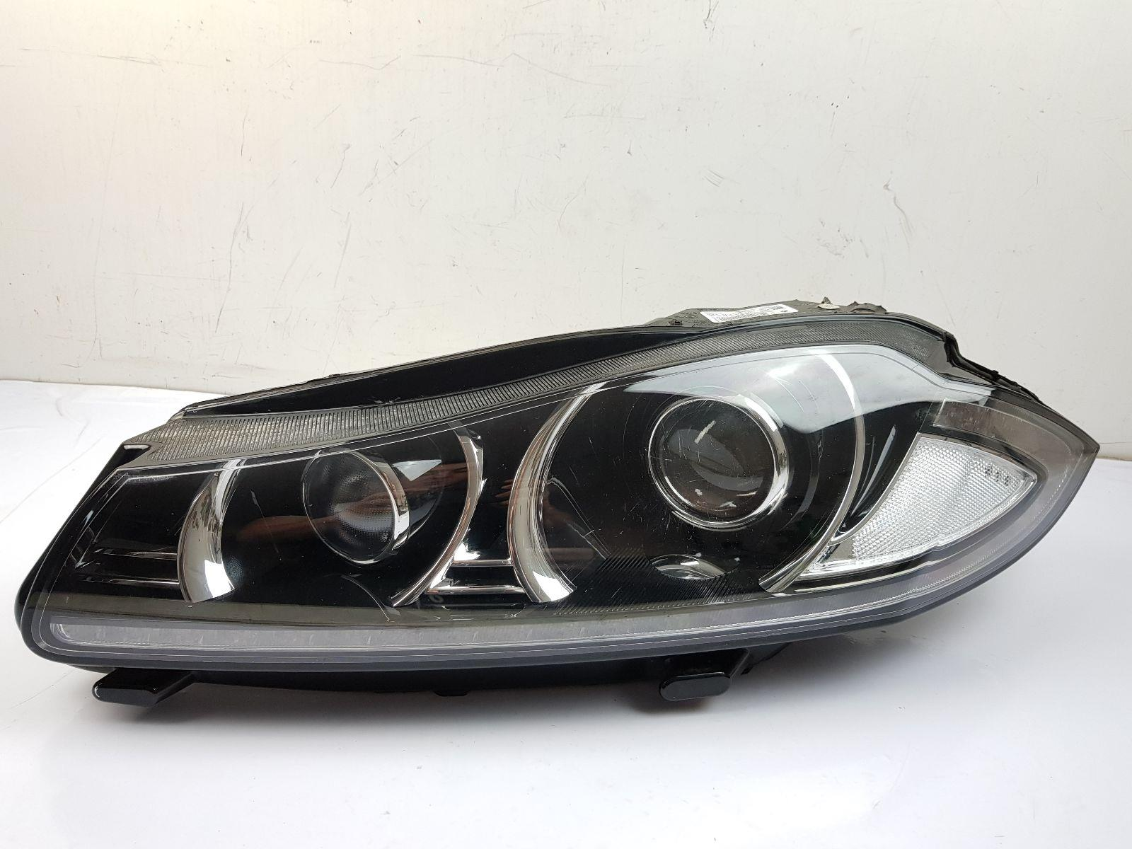 Jaguar XF 2011 To 2015 Headlamp LH (Diesel / Automatic) for