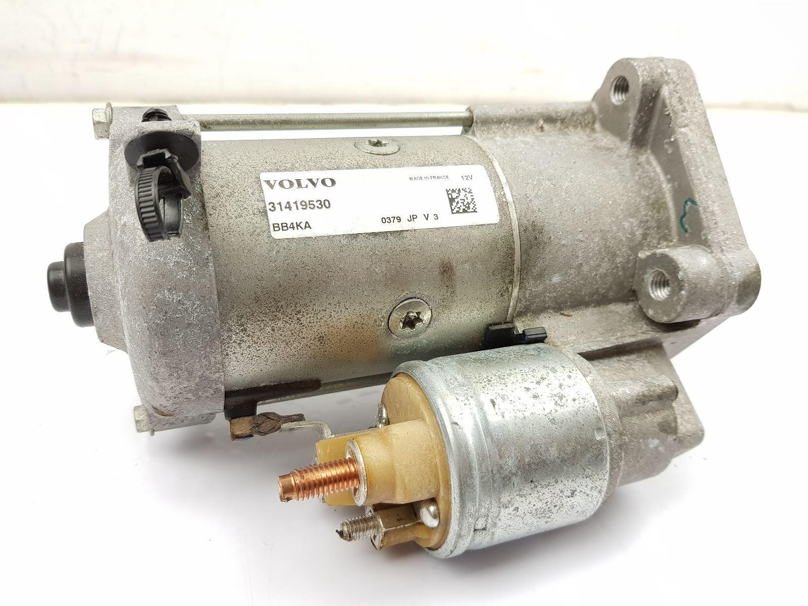 Volvo V40 2012 To 2016 Starter Motor (Diesel / Automatic
