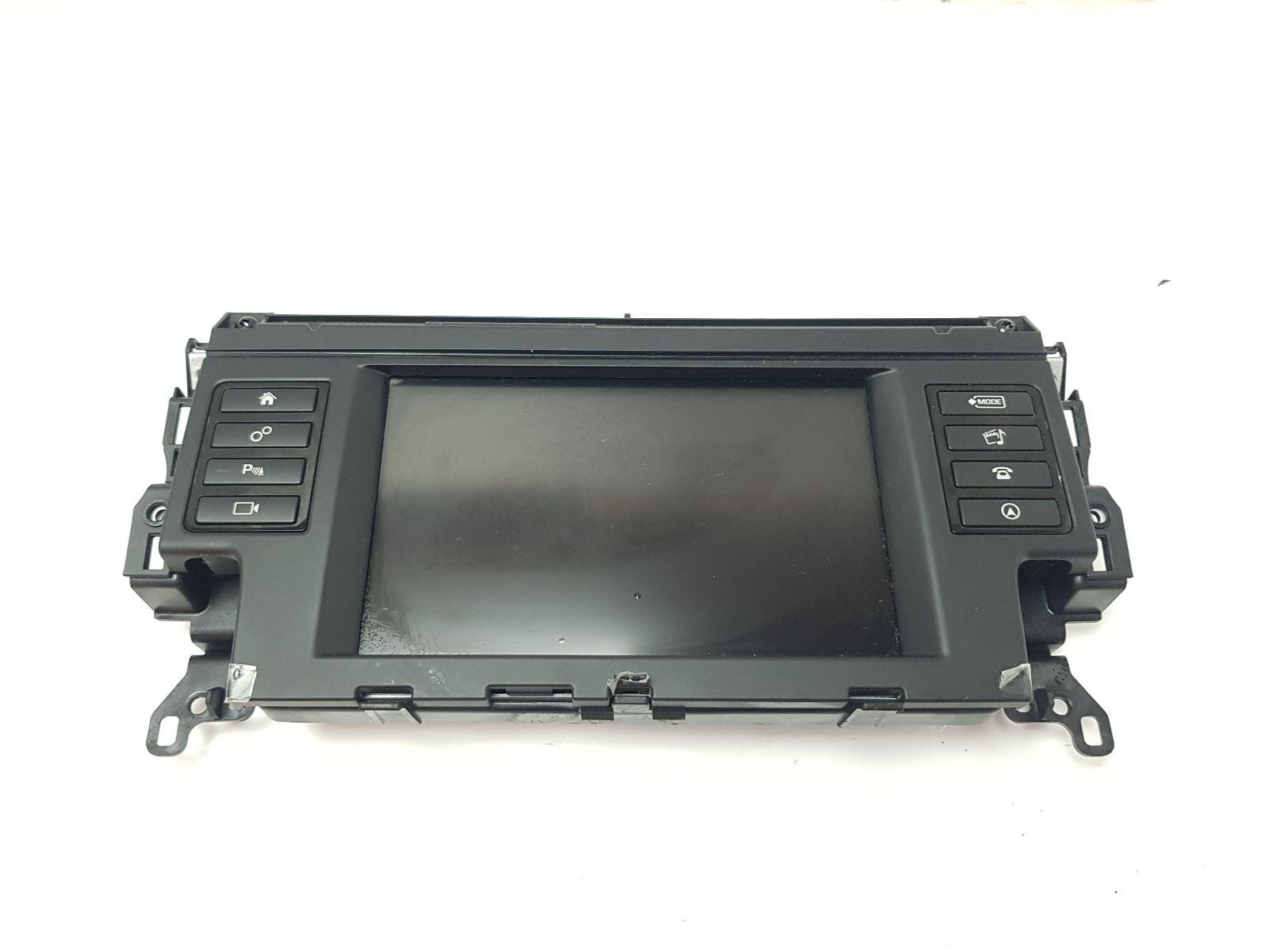2015-2019 L550 Land Rover Discovery Sport SAT NAV MULTI FUNCTION DISPLAY SCREEN