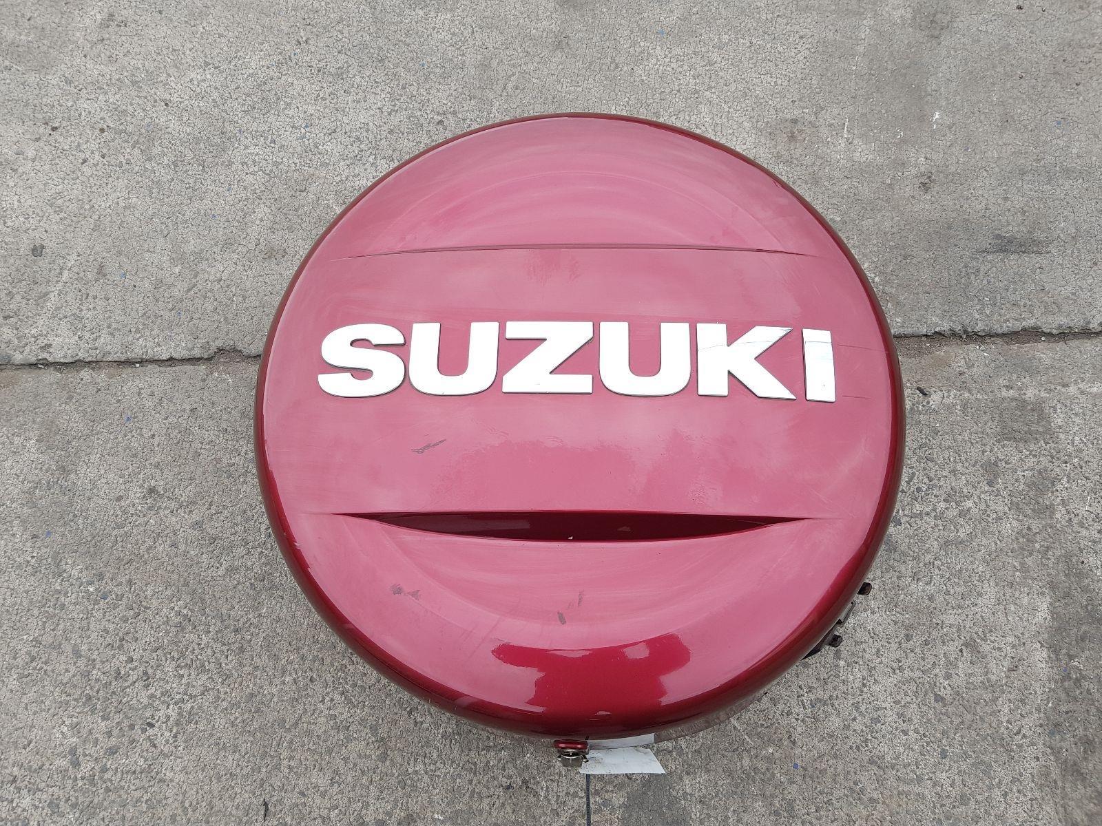 2007-2010 MK3 Suzuki Grand Vitara JB SPARE WHEEL COVER RED 7282165JT0A