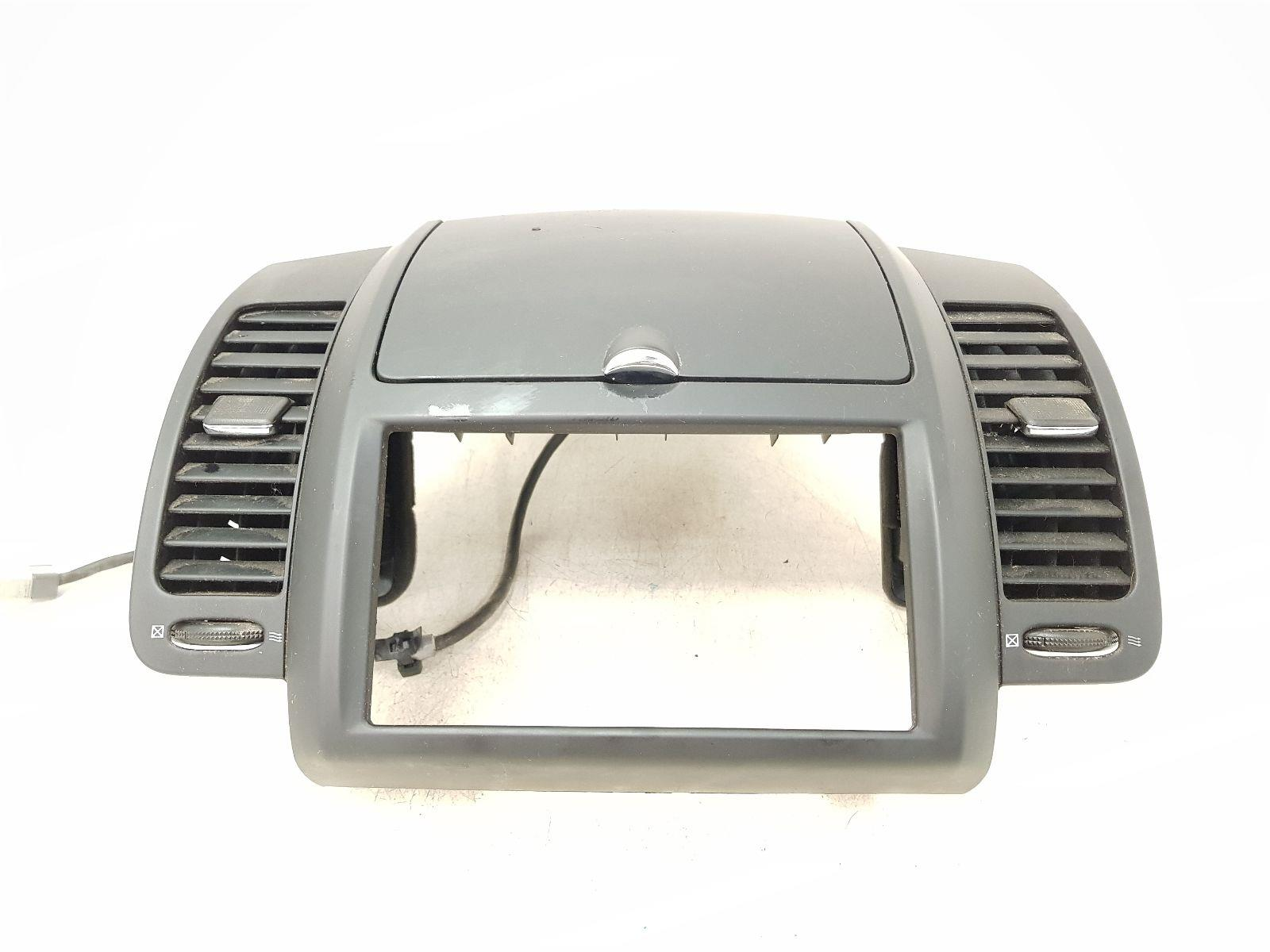 2006-2013 MK1 NISSAN NOTE E11 TOP STORAGE COMPARTMENT INCLUDING VENTS 68261BH04E