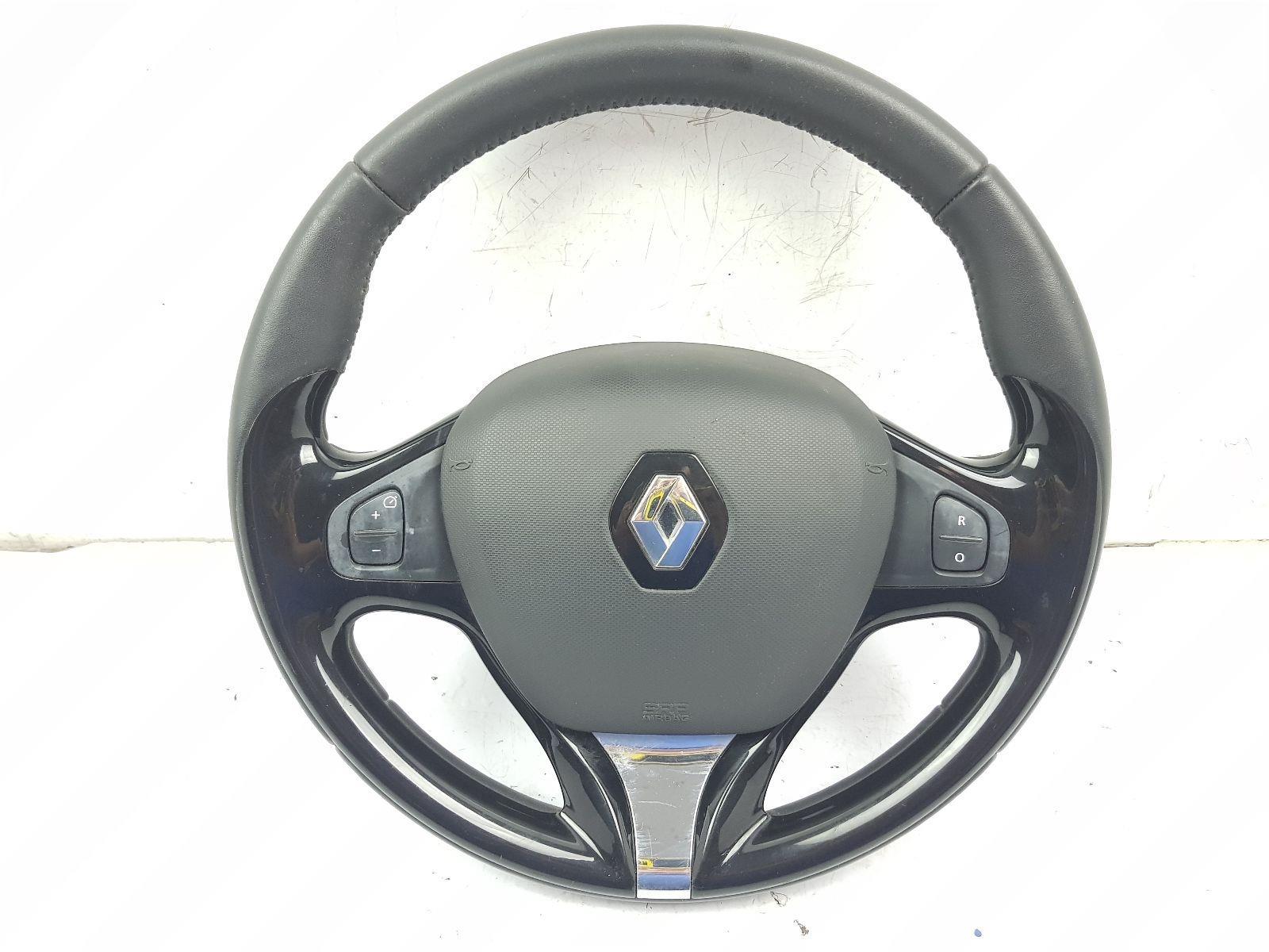 2012-2019 MK4 RENAULT CLIO STEERING WHEEL + BAG 985108265R