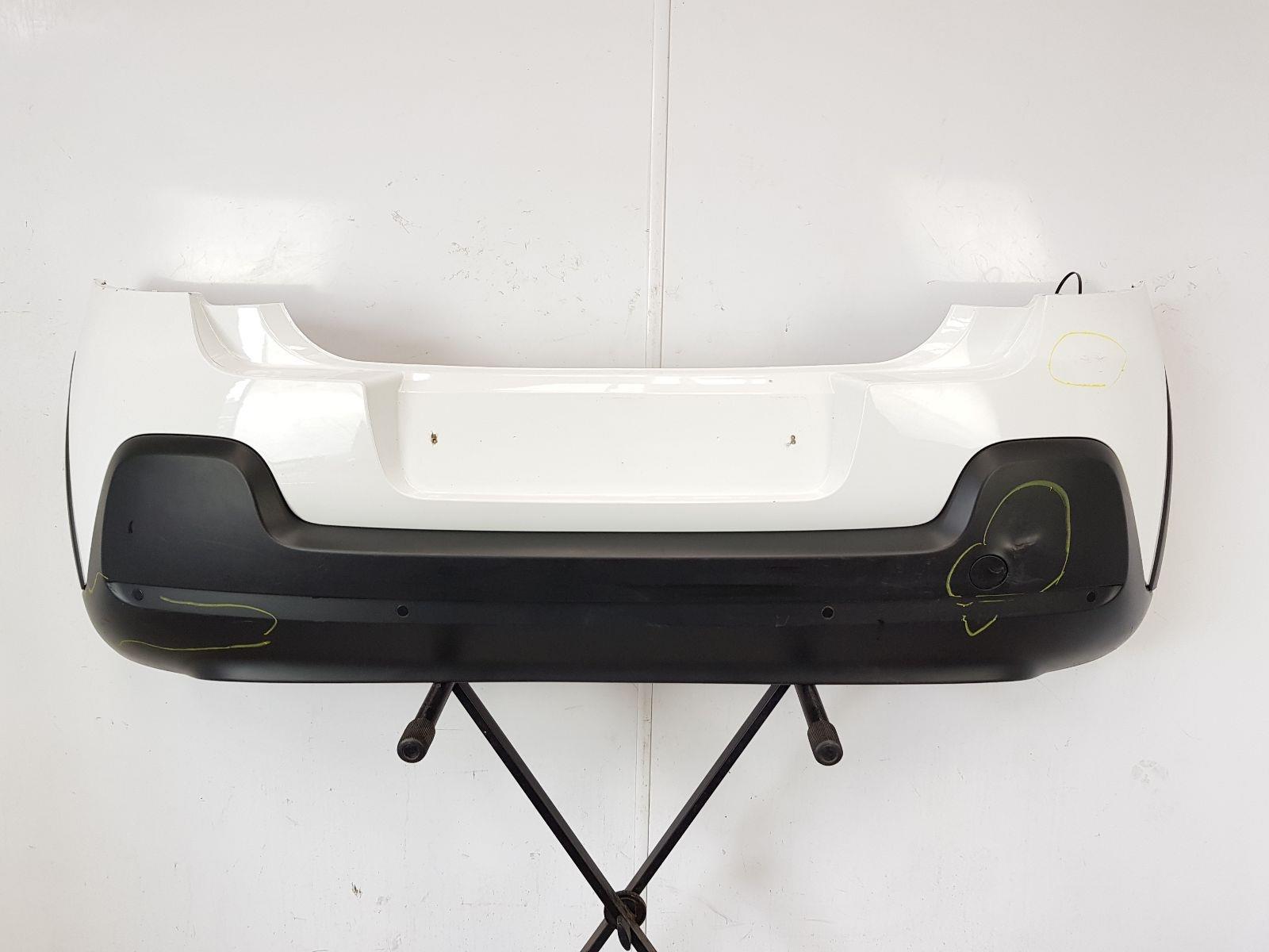 CITROEN MK3 (B618) 2016 On Bumper Rear