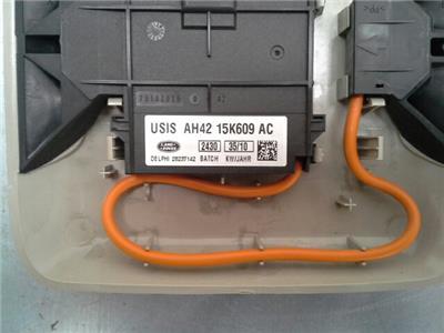 2010 Land Rover Discovery 4 Alarm Sensor Motion AH42 15K609 AC