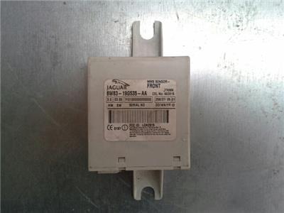 2006 Jaguar XK8 MMS Alarm Intrusion Sensor Front 6W83-19G535-AA