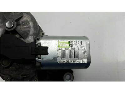 (2010) MK4 Vauxhall Corsa D Rear Wiper Motor 13163029 Valeo 53027312