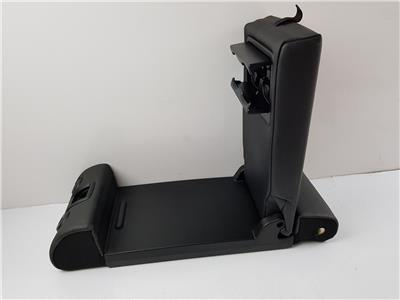 2014 F31 BMW 3 Series 320D REAR CENTRE SEAT BACK Black Leather