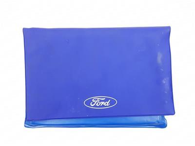 Mk Ford Ka Owners Manual Wallet