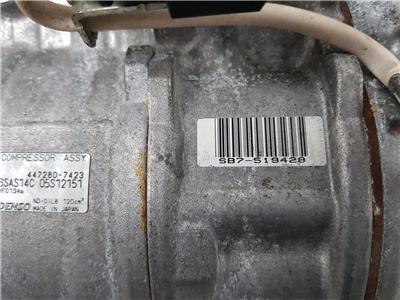2015 X156 Mercedes GLA Class A/C AIR CONDITIONING COMPRESSOR 447280-7423
