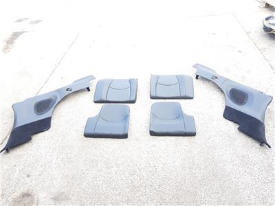 PORSCHE 911 Seat Assembly Rear