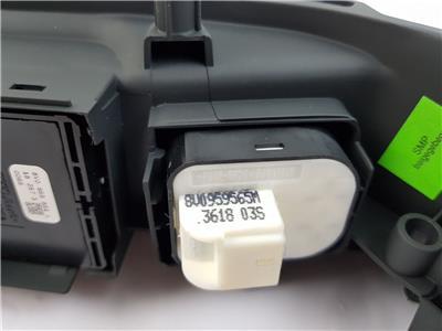 2016 On MK3 FL Audi A3 8V FRONT ELECTRIC WINDOW SWITCH RH Driver 8V0959851L