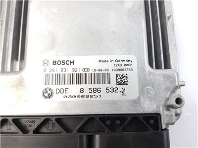 2013 On F15 BMW X5 ENGINE ECU 2.0 Diesel B47D20T0 (B47D20B) 8586532 Bosch