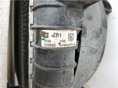 2010 On MK2 FL Vauxhall Zafira RADIATOR PACK 1.7 Diesel A17DTJ 13128925