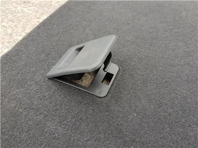 2012 On MK1 Volkswagen CC BOOT FLOOR Grey
