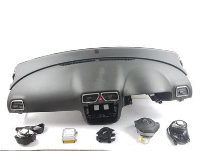 2009-2014 MK3 Volkswagen Scirocco AIRBAG DASHBOARD ECU KIT 1T0880201K