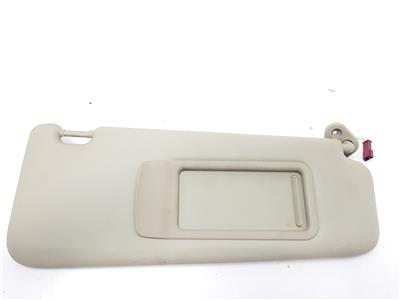 BMW E90 LCI 3 SERIES 4 DOOR SALOON 2005-2011 SUN VISOR DRIVER SIDE