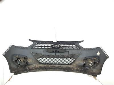 2011-2013 MK1 Hyundai i10 FRONT BUMPER CARBON GREY 5 Door Hatchback 865110X210