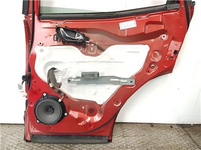 2015 On MK1 Renault Kadjar REAR DOOR RH Drivers Side RED FLAMME 5 Door