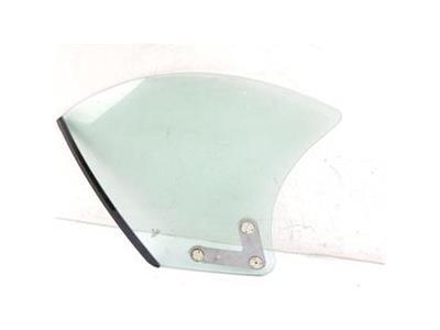 1997-2011 MK2 VOLKSWAGEN BEETLE REAR DOOR GLASS LH Passenger Side CONVERTIBLE