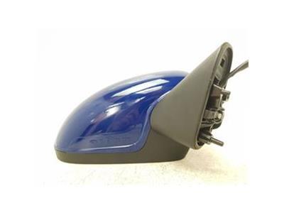2014-2018 MK4 VAUXHALL CORSA E DOOR WING MIRROR RH Driver Side BLUE