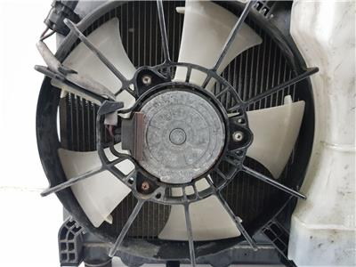 2009-2011 MK3 Honda Jazz RADIATOR + FAN 1.2 Petrol L12B