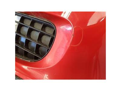 2010-2014 MK3 MINI COUNTRYMAN R60 FRONT BUMPER PURE RED 5 DOOR HATCHBACK
