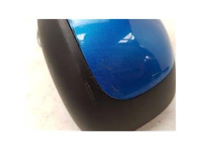 2012 On MK2 DACIA SANDERO DOOR WING MIRROR LH Passenger Side BLUE 963023731R